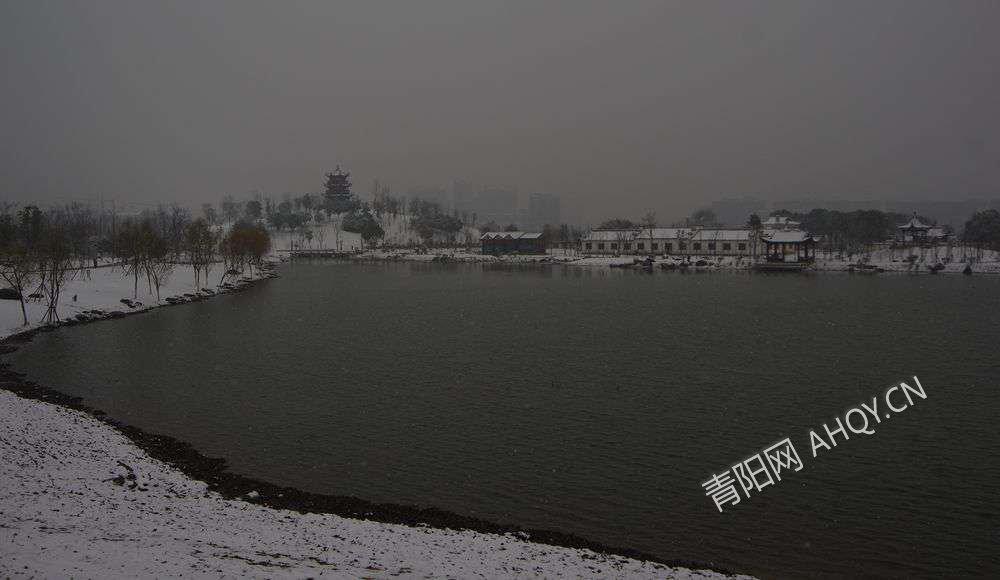 一城山水半城湖    王士林 摄影